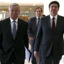 El optimismo del ministro Larraín: Reforma tributaria tiene