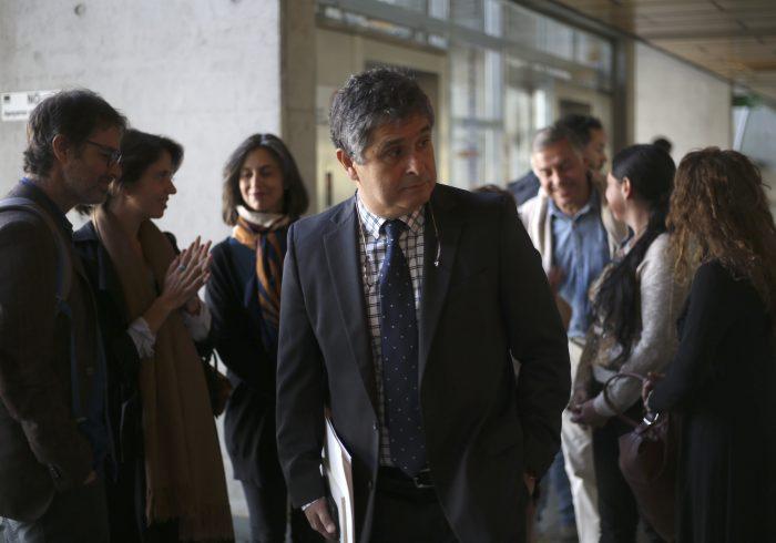 Justicia sobresee a Patricio Hales por denuncias sobre abusos sexuales
