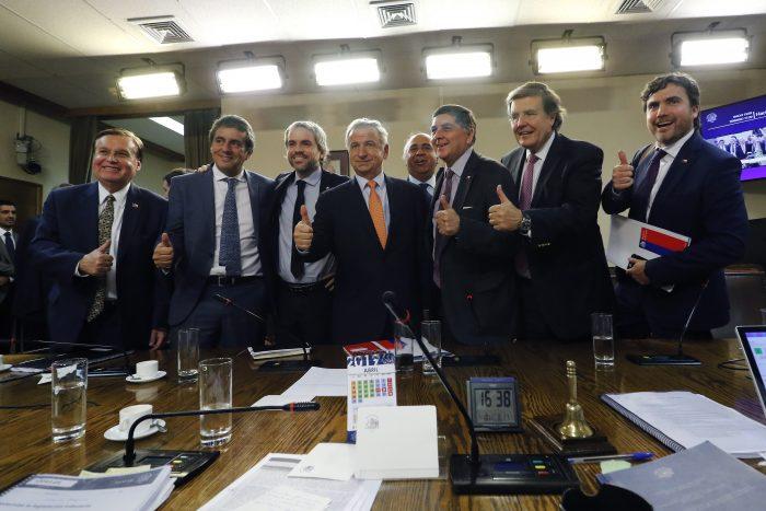 Comisión de Hacienda aprueba idea de legislar la reforma tributaria