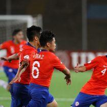 Chile se clasifica al Mundial Sub 17 tras espectacular remontada ante Uruguay