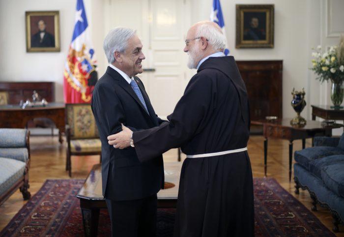 Aós tras reunión con Piñera: la iglesia católica