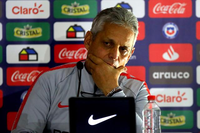 """Reinaldo Rueda se sincera: """"Si después de la Copa América no podemos seguir, hay que dar un paso al costado"""""""