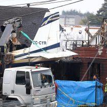 Retoman vuelos entre Puerto Montt y y Ayacara tras accidente aéreo que dejó seis fallecidos