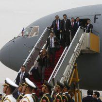 Diputados presentarán oficio a Presidencia por la participación de los hijos de Piñera en su gira a China