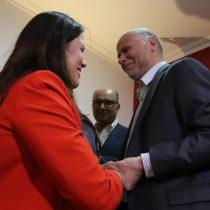 Álvaro Elizalde y Maya Fernández se miden hoy en elecciones internas del PS