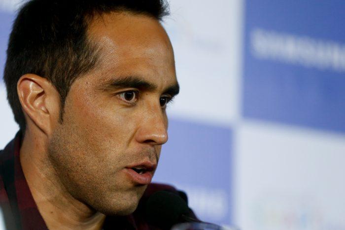 Bravo de alta: el arquero chileno anunció su retorno a las canchas a través del Twitter del Manchester City