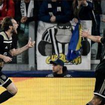 Ajax dio el golpe a la cátedra y eliminó a la Juventus en los cuartos de la Champions League