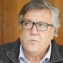 """Alcalde de Rancagua justifica su conversación con Chadwick y se victimiza: """"Estoy en medio de un fuego cruzado"""""""