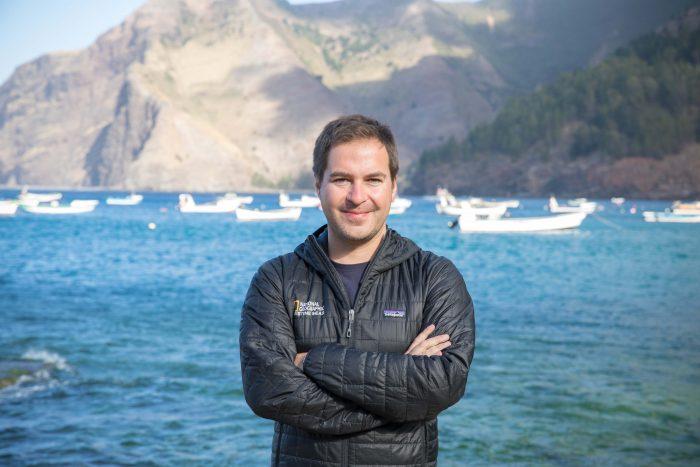 Ambientalista chileno de National Geographic Society es elegido World Fellow 2019 por la Universidad de Yale