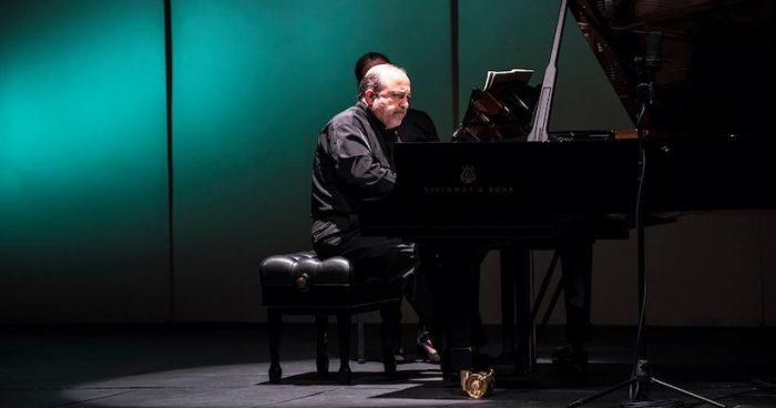 Ciclo de Piano del CEAC presenta a Alexandros Jusakos en Centro GAM