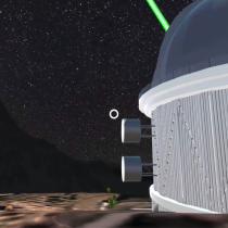 Investigadores de U. de La Serena preparan la primera app chilena de realidad virtual para educar a la comunidad sobre astronomía