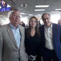 Juan Guaidó recibirá al senador RN Francisco Chahuán en Venezuela