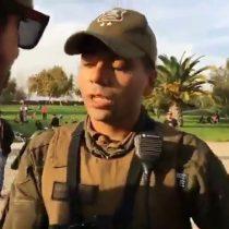 Denuncian que municipio de Santiago envió a Carabineros para impedir show a beneficio de la Banda Conmoción