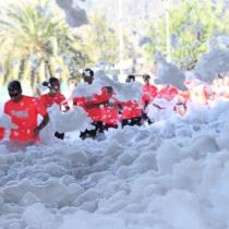 Running Festival, vuelve la corrida más entretenida de Santiago