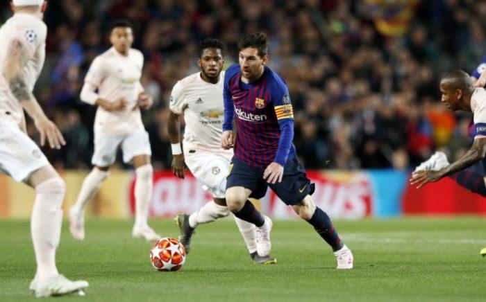 Vidal sigue y Sánchez fuera: Barcelona se impuso ante el Manchester United y accedió a semifinales de la Champions League