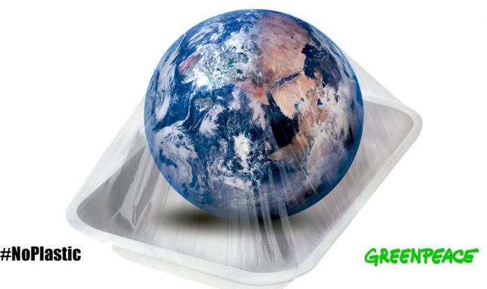 Plásticos: la única capa que la Tierra no necesita