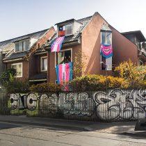 Inauguran la primera Casa Trans de Chile