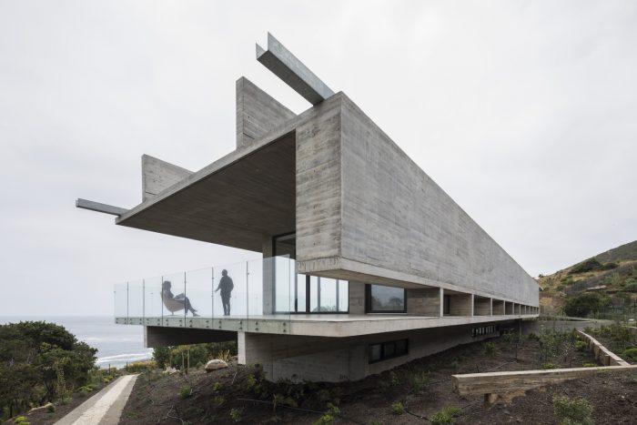 Arquitecto chileno gana Premio Obra del Año en plataforma internacional