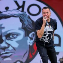 El punk no está muerto: el polémico show de Fiskales Ad-Hok en Lollapalooza que desató las críticas de JAK y la derecha
