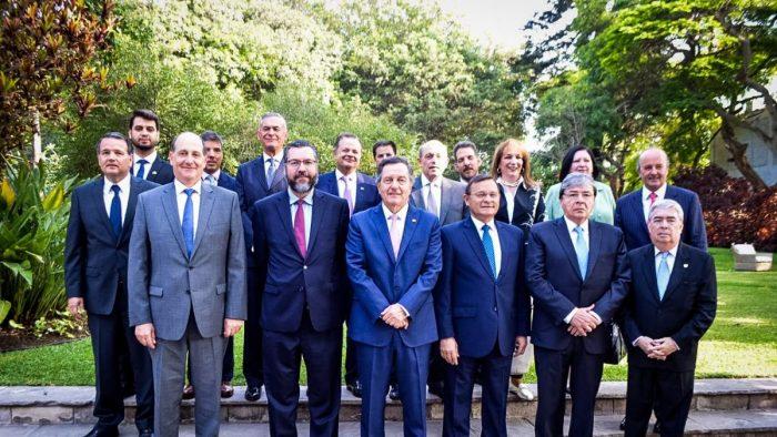 Grupo de Lima pide al ejército venezolano que manifieste lealtad a Juan Guaidó
