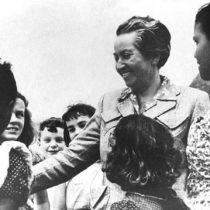 Gabriela Mistral en dos dimensiones: La mujer obrera y el rol del educador