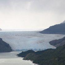 Glaciares que se bifurcan