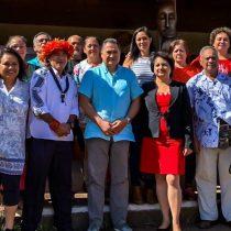 Parque Rapa Nui: asume funciones nuevo directorio de Ma'u Henua