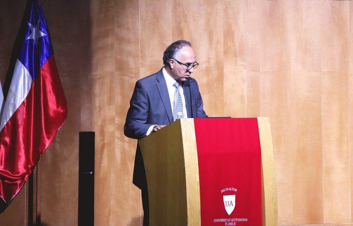 """Teodoro Ribera: """"No ha sido conveniente la prolongada inestabilidad del sistema universitario"""""""