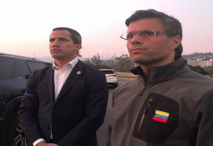 """""""Operación Libertad"""": la nueva fallida apuesta de Juan Guaidó para desbancar a Nicolás Maduro"""