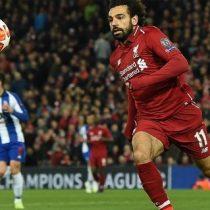 Liverpool ratificó el favoritismo y se instaló en semifinales de Champions League