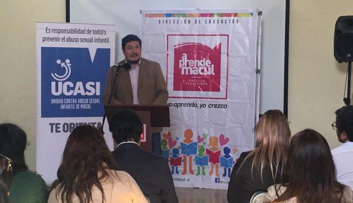 Comuna es pionera en abrir unidad especializada en abusos sexuales infantiles