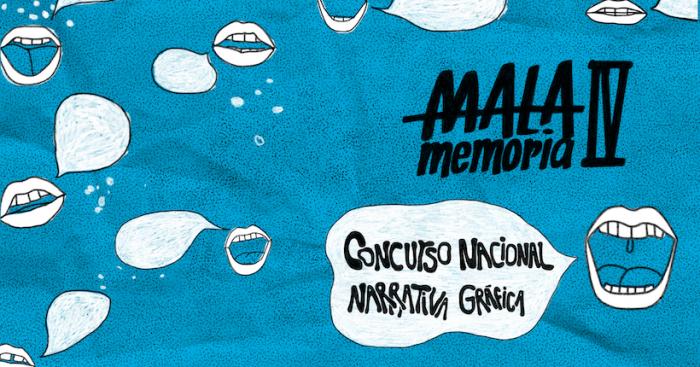 Concurso Mala Memoria convoca a jóvenes a reflexionar sobre los DD.HH. a través de la narrativa gráfica