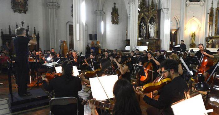 Orquesta Clásica y Coro Usach presenta Réquiem de Mozart en Iglesia de Independencia
