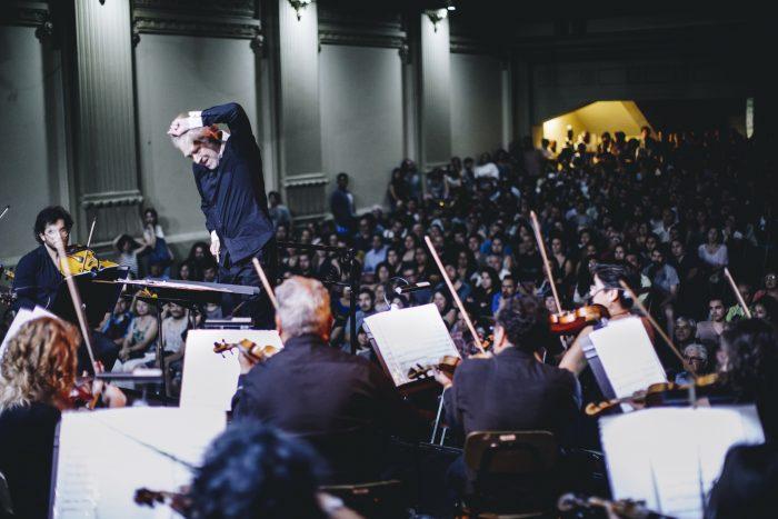 Orquesta Clásica Usach en Buin