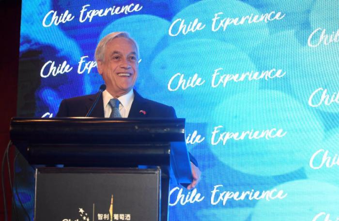 Corea del Norte, la APEC y COP 25: los temas que abordó Piñera en su breve diálogo con Putin en China