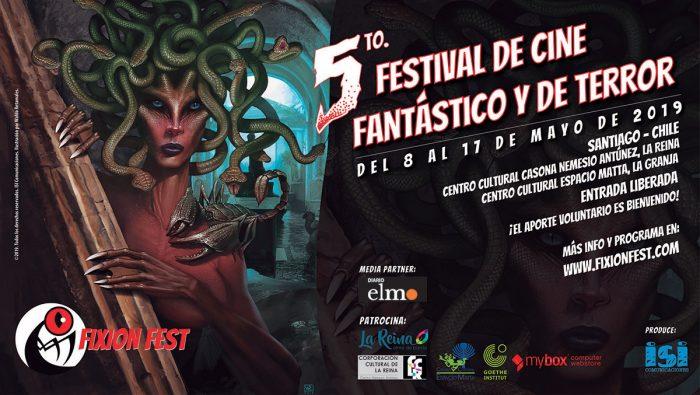 Se viene la quinta versión del festival de cine y terror Fixion Fest