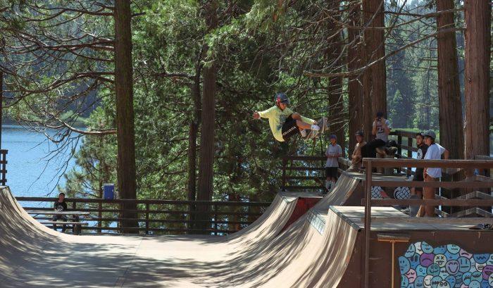 Bowlpark: fomentando valores a través del skate y cuidando el medioambiente