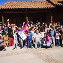 Valle de Colchagua se abre a programa de turismo familiar de la región