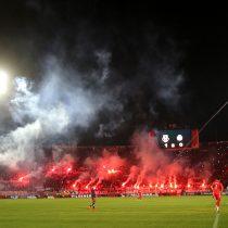 Diputados piden prohibir el uso del Estadio Nacional a la Universidad de Chile por incidentes de sus barristas