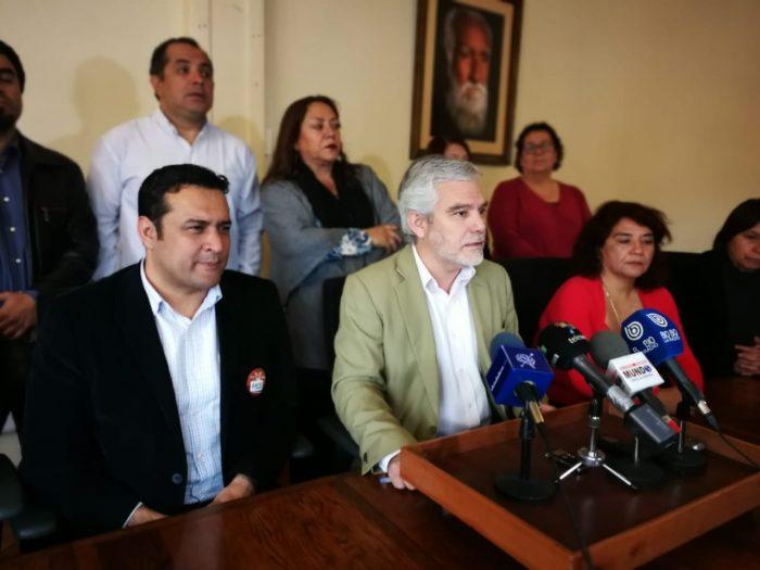 ANEF se suma al apoyo para el paro nacional convocado por la CUT