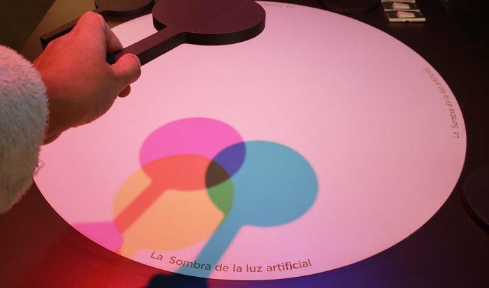 """""""Luz y sombra"""" en Centro Cultural La Moneda"""