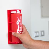 La solución para apagar el fuego de una forma segura y de fácil uso