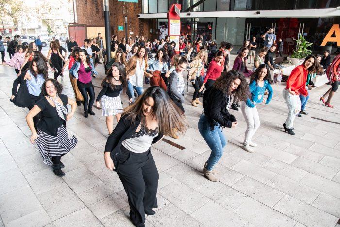 El flamenco rindió homenaje a Violeta Parra en Día de la Danza