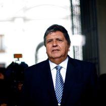 Con revólver en mano: revelan últimas imágenes de Alan García