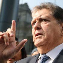 Alan García tenía permiso para portar nueve armas de fuego
