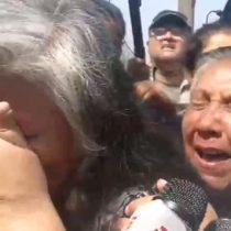 Las reacciones de los adherentes de Alan García al enterarse de su muerte