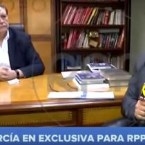 """La última entrevista de Alan García antes de su suicidio: """"Creo en la vida después de la muerte, creo en un sitio en la historia del Perú"""""""