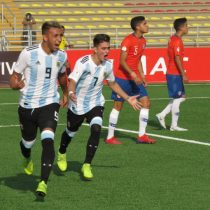 Chile Sub 17 cayó ante Argentina pero la carrera por un cupo al mundial sigue intacta