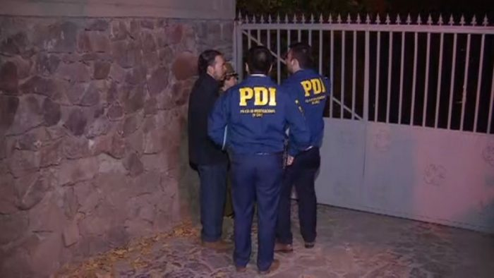 Sobrina de Andrés Chadwick sufre violento asalto en su domicilio en Vitacura
