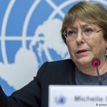 """""""Código penal draconiano"""": Bachelet llama a Brunéi a evitar las leyes contra los homosexuales"""